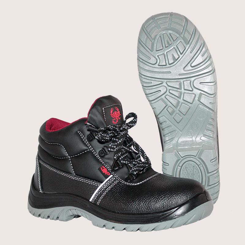 Рабочая обувь Тольятти | Легкая рабочая обувь для мужчин | Скорпион - обувь в России