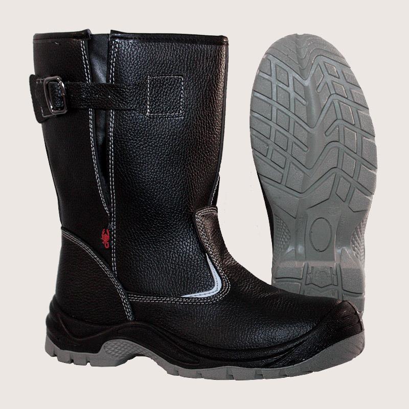 Рабочая обувь для мужчин в Иваново | Зим рабочая муж обувь | Скорпион - обувь оптом