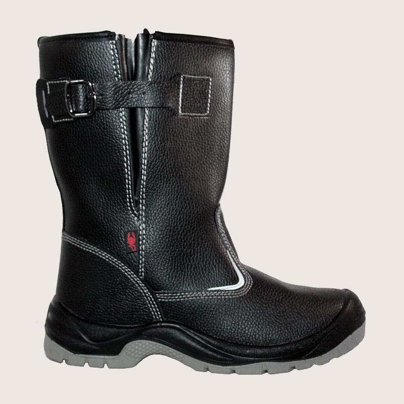 Купить рабочую обувь оптом у производителя | Рабочая строительная обувь | Скорпион - сапоги рабочие