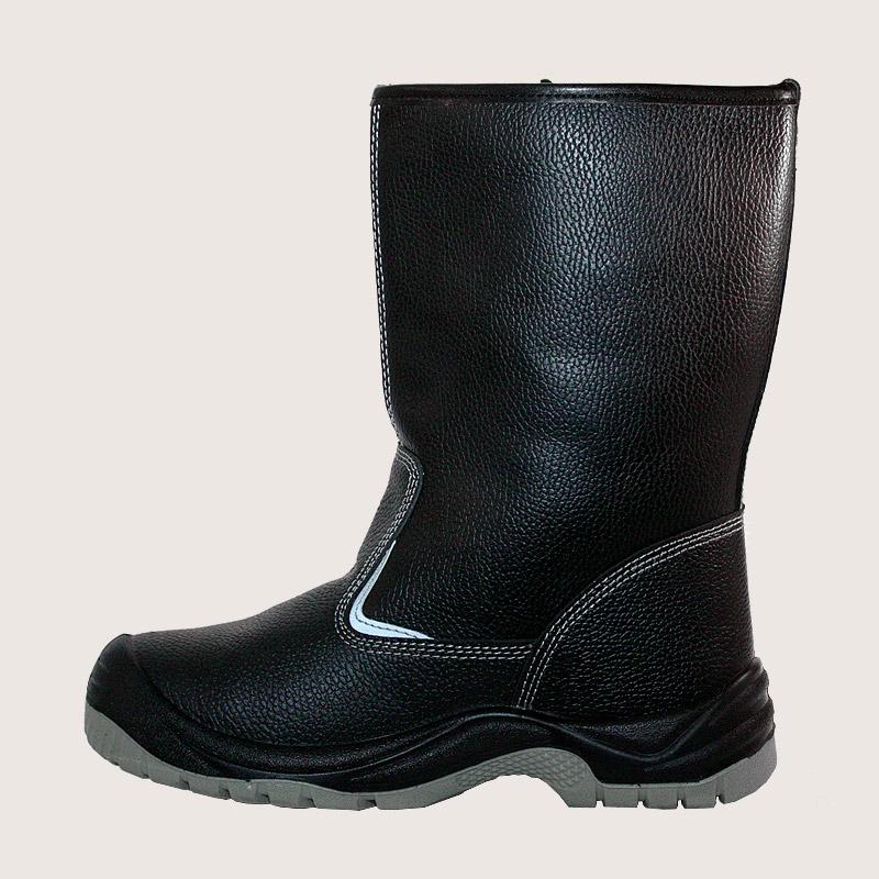 Рабочая обувь для мужчин в Самаре | Рабочая обувь Саратов | Скорпион - кожанные сапоги оптом