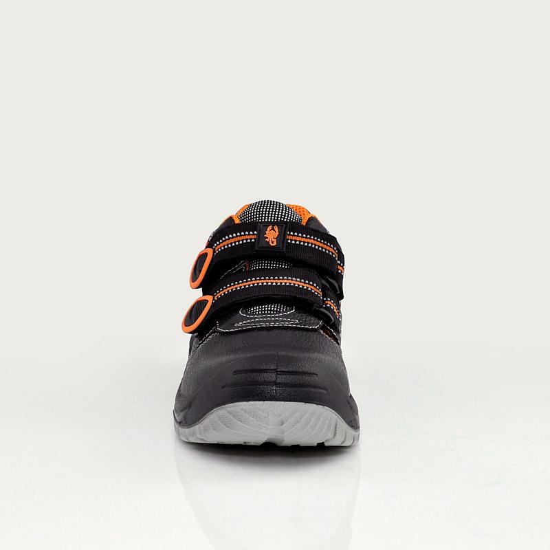 Рабочая обувь полуботинки | Рабочая обувь петербург | Скорпион - сандали оптом в России