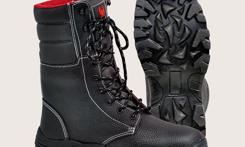 Рабочие ботинки Новосибирск | Легкие рабочие ботинки | Скорпион - обувь от производителя оптом