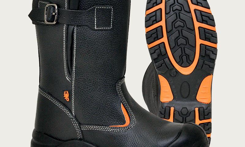 Рабочая обувь сапоги | Рабочая обувь Тверь | Скорпион -обувь оптом