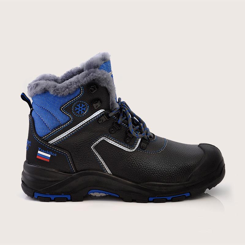 Купить зимние рабочие ботинки мужские | Рабочая ботинки спб | Скорпион - поставка обуви оптом