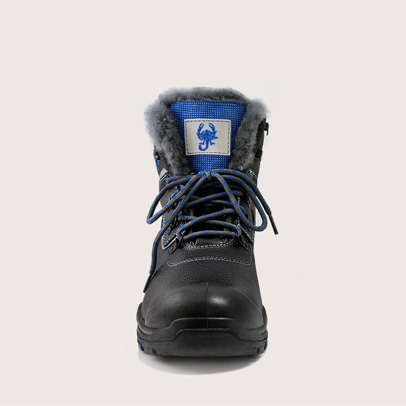 Рабочая обувь утепленная | Спецобувь зимняя | Скорпион