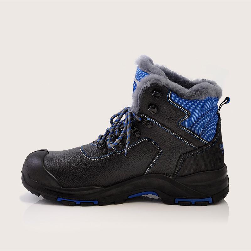 Ботинки рабочие зимние утепленные | Где купить рабочие ботинки | Скорпион - обувь для работы