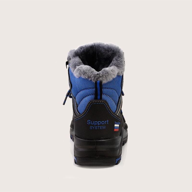 Рабочие ботинки Москва | Рабочие ботинки утепленные | Скорпион - обувь на все сезоны