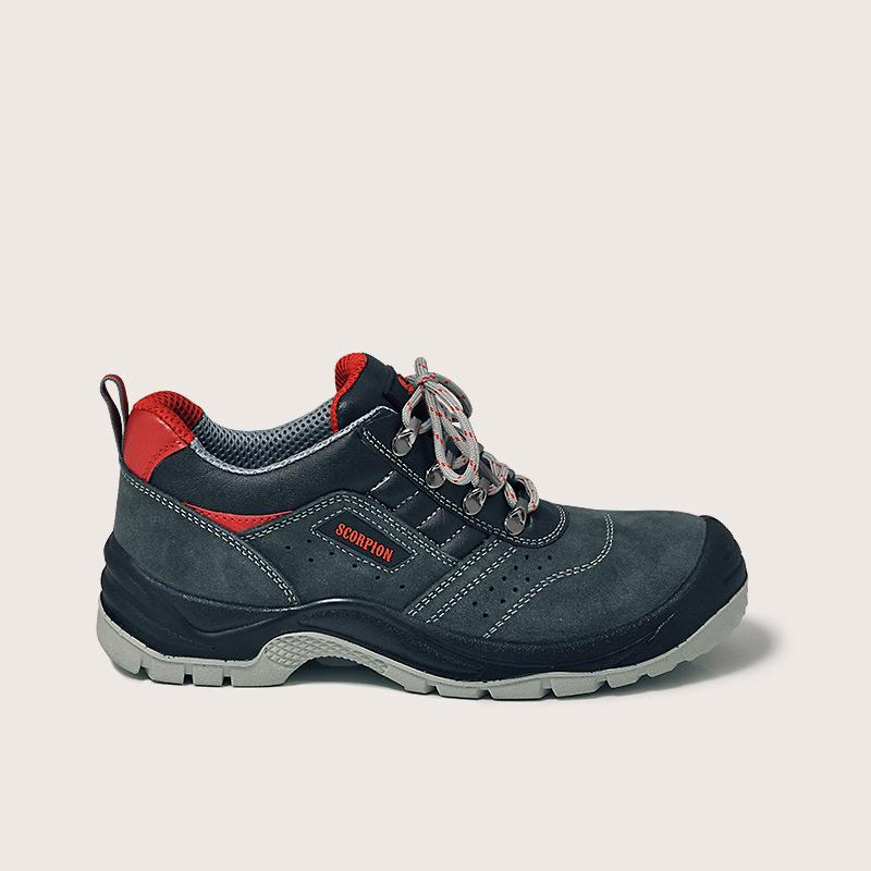Ботинки рабочие с металлическим носком | Купить зимние рабочие ботинки мужские | Скорпион - обувь рабочая оптом